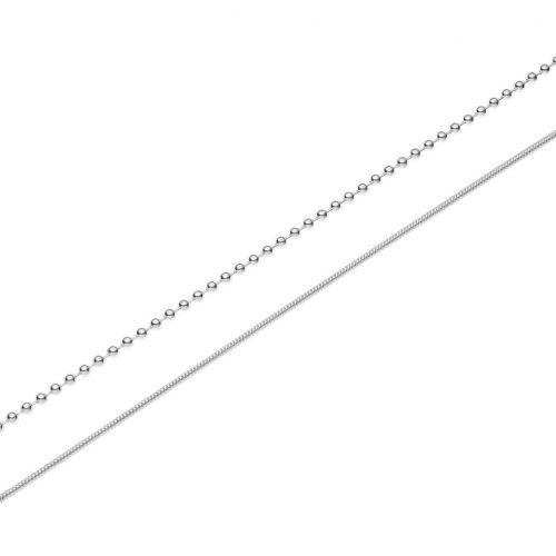 Fingerprint Charm Necklaces
