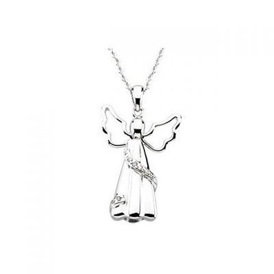 Ash Holder Angel Pendant