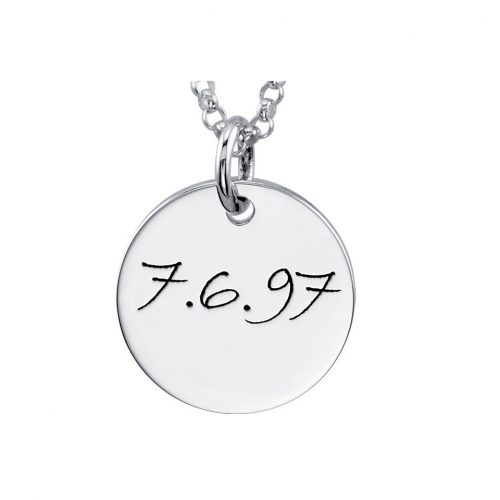 Posh-Mommy-Engravable-Medium-Disc-Pendant-Sterling-Silver-2