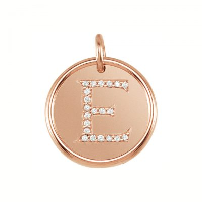 Roxy Pendant Rose Gold