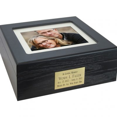 Quality Photograph Chest Urn