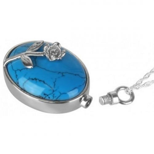 turquoise-flower-cremation-jewellery-urn-002