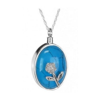Silver Cremation Jewellery