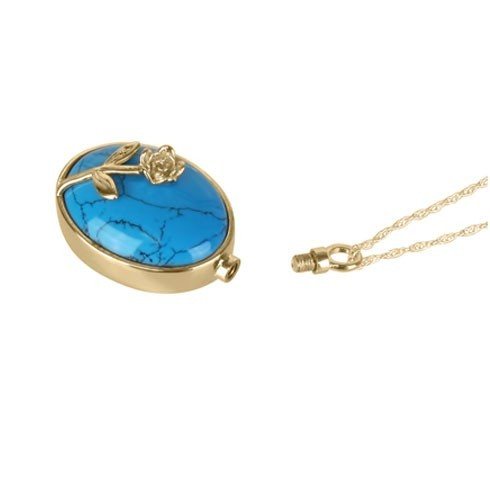 turquoise-flower-gold-jewellery-urn-004